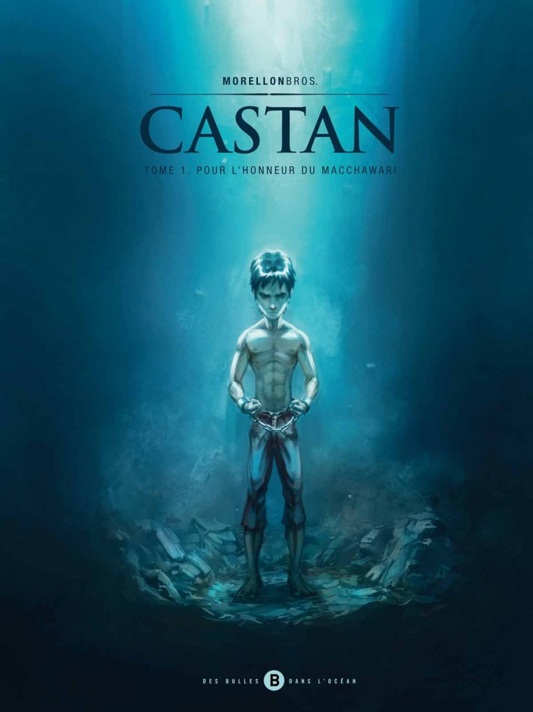 Castan (Tome 1)
