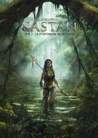 Castan (Tome 2)