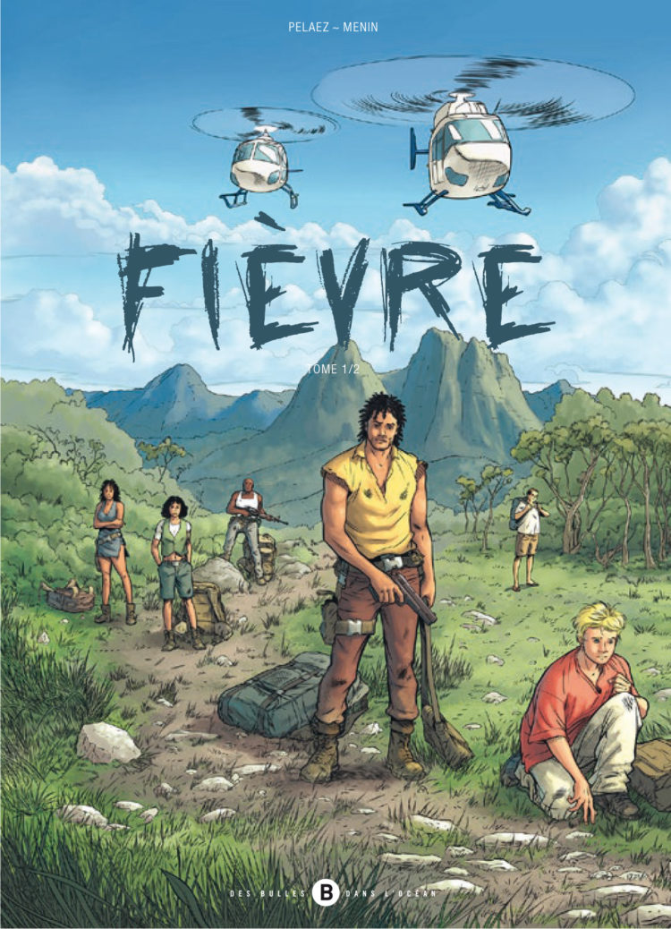 Fièvre (tome 2)